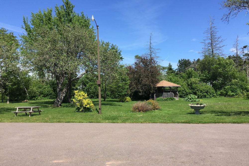 Pawilon ogrodowy
