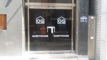 Foto OG GUESTHOUSE - Hostel di Busan