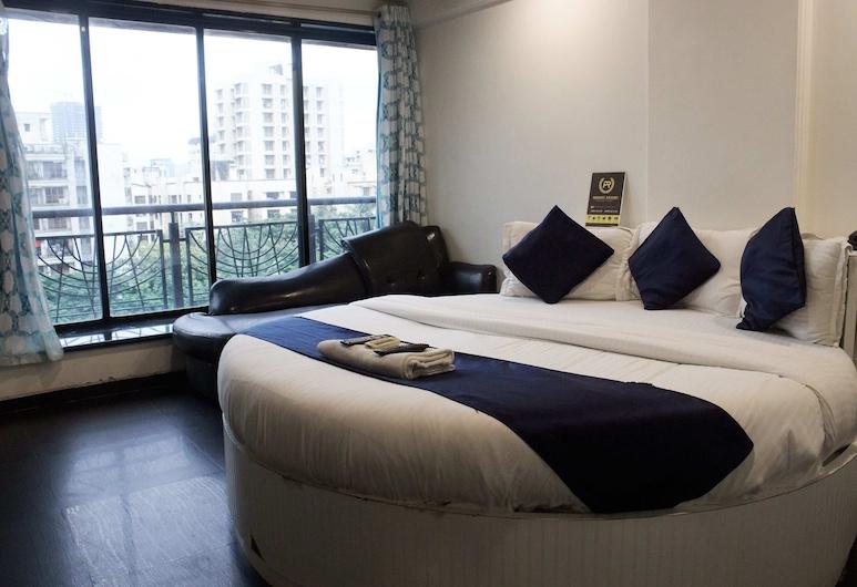 Hotel Panchvati Residency, Bombay, Süit, Oda Manzarası