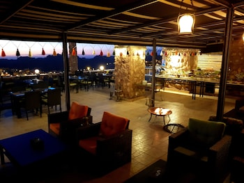 Bild vom Tetra Tree Hotel in Wadi Musa