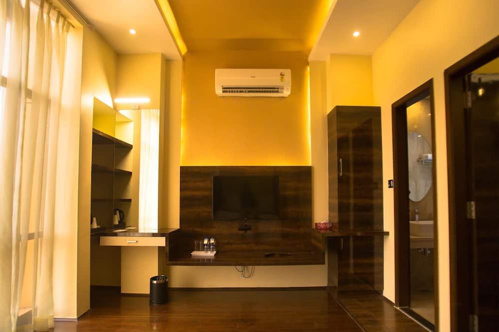 Suite, ikke-røyk - Oppholdsområde