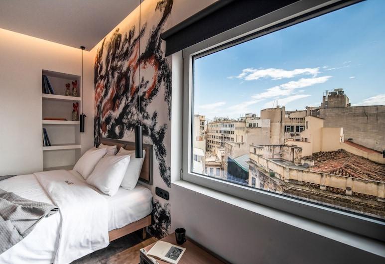 AthinA STREETAPARTMENTS, Αθήνα, Στούντιο, 1 Queen Κρεβάτι με Καναπέ-Κρεβάτι, Μη Καπνιστών (Apartment 1), Θέα στην πόλη