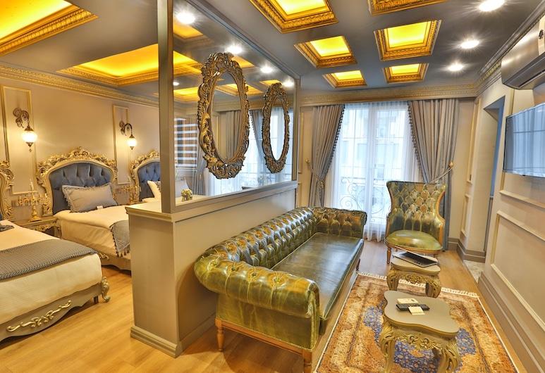 皇家國王套房飯店, 約姆拉, 奢華公寓, 陽台, 客房景觀