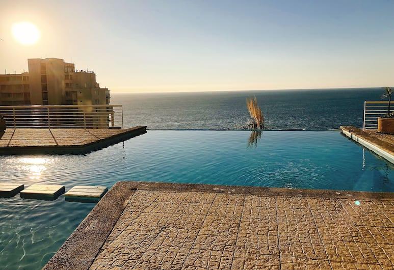 米拉多濱海 2601 號公寓酒店, 維納德爾瑪, 室外泳池