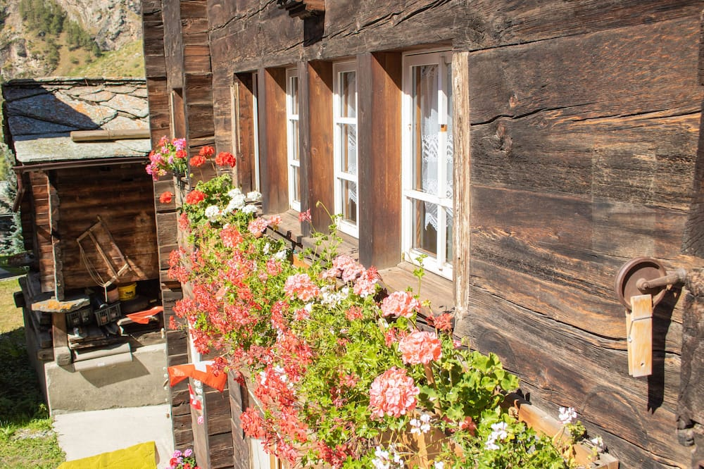 Traditional-Apartment, 2Schlafzimmer - Balkon