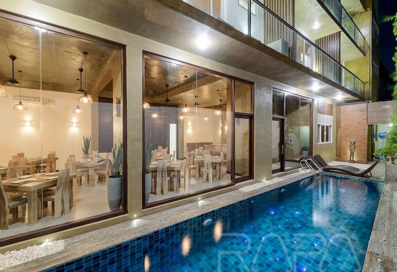 Hotel Sico, Negombo, Pool