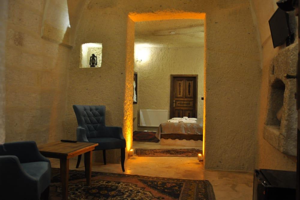 Exclusive Suite - Living Area