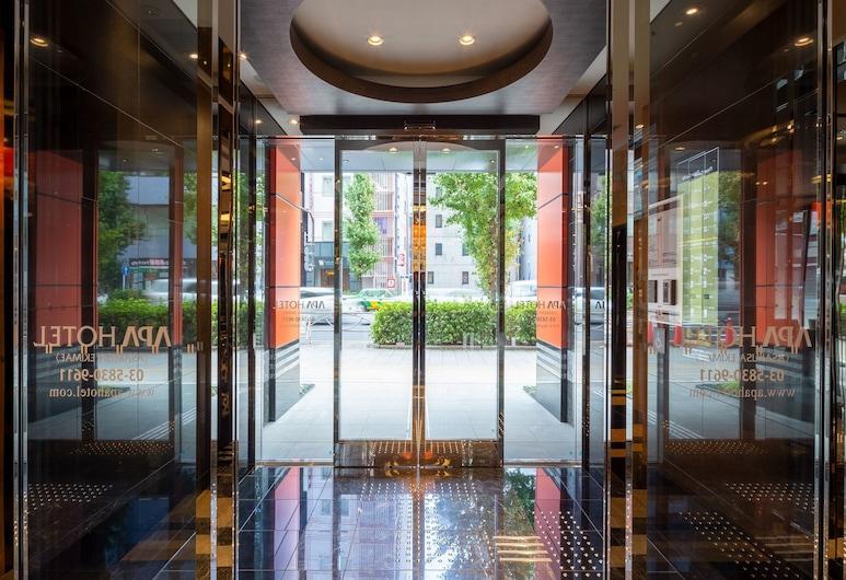 APA Hotel Asakusa-Ekimae, Tokyo, Interior Entrance