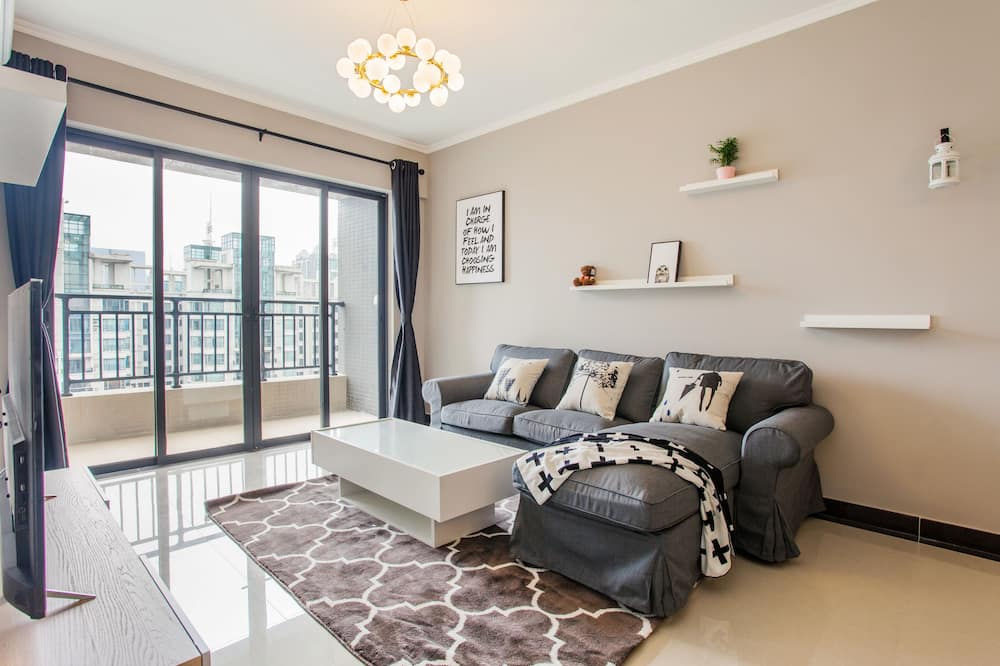 Habitación familiar, 3 habitaciones - Sala de estar
