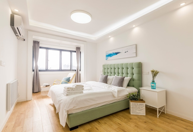 Lazy Apartment - Zhaojiabang Road, Shanghai, Apartment, 3 Bedrooms, Room