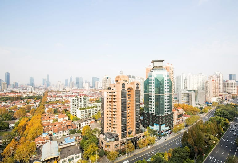 懶人民宿 | 肇家浜路店, 上海市, 從住宿看到的景觀