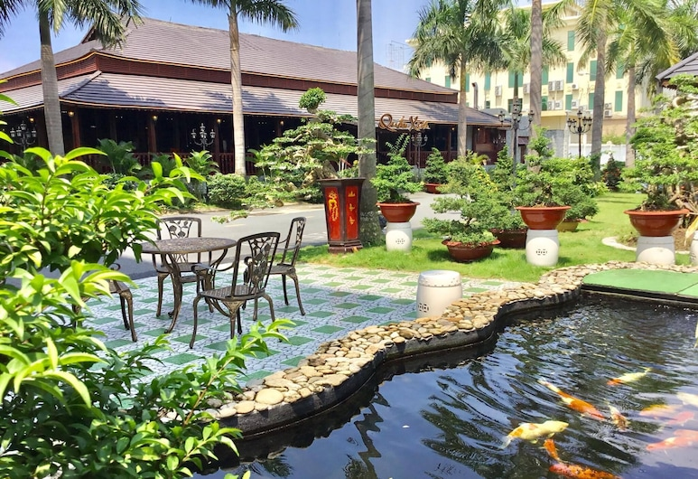 The Mira Boutique Hotel, Thủ Dầu Một, Innenhof