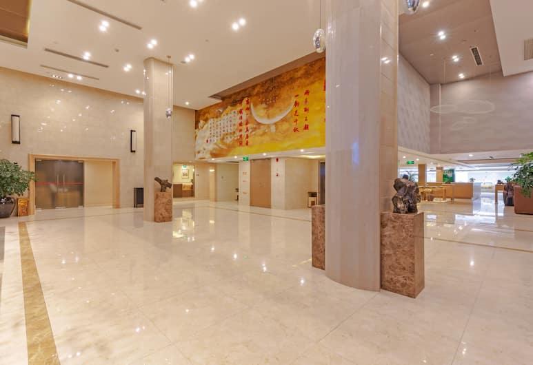 宜尚酒店上海虹橋機場國展中心店, 上海市, 櫃台