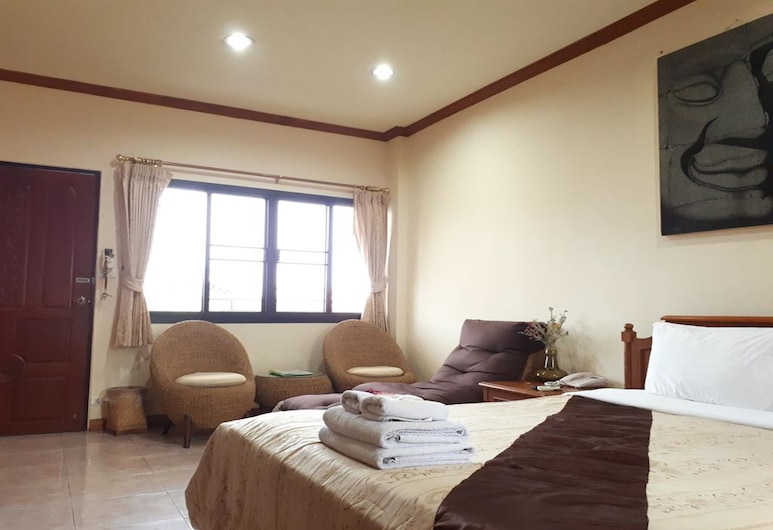 迷你經濟公寓旅館, 清邁, 豪華雙人房, 客房