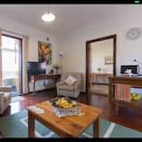 Dvoulůžkový pokoj pro 1 osobu - Obývací pokoj