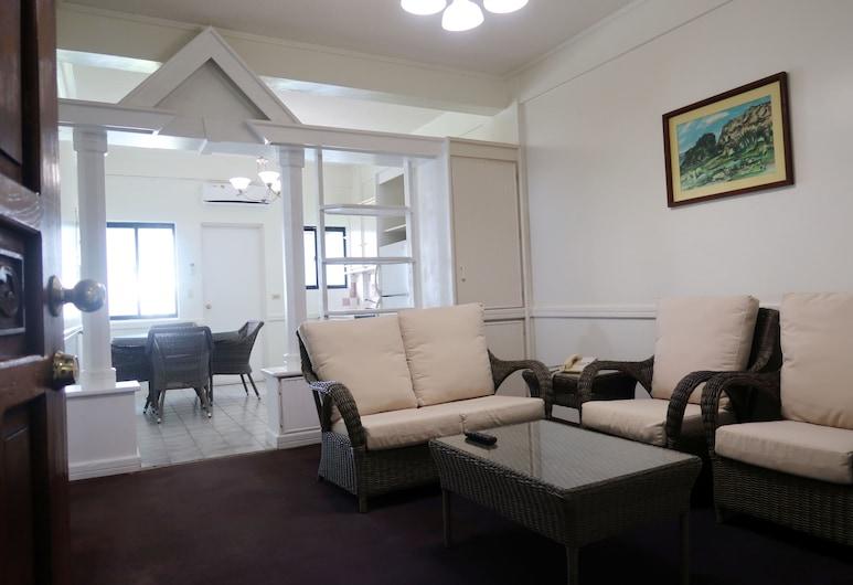 Hotel Valentino, Rota, Perushuoneisto, 2 makuuhuonetta, Olohuone