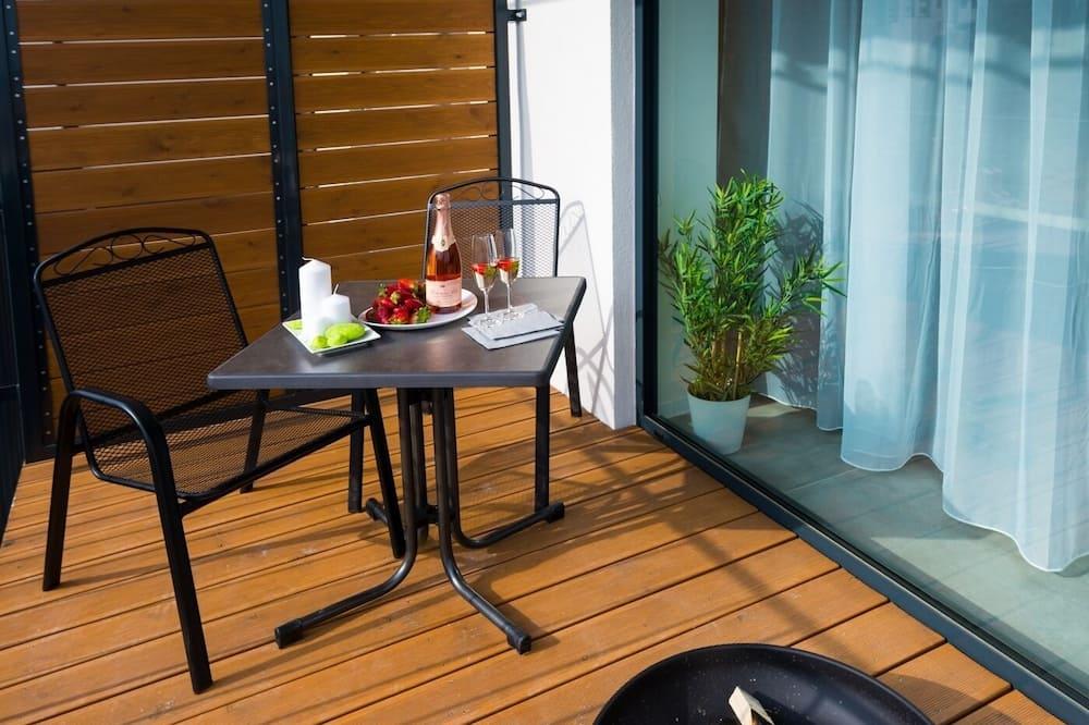 Business-Studio, Balkon - Balkon