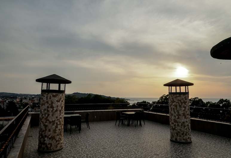 Elada Luxury Otel, Iskenderun, Terrace/Patio