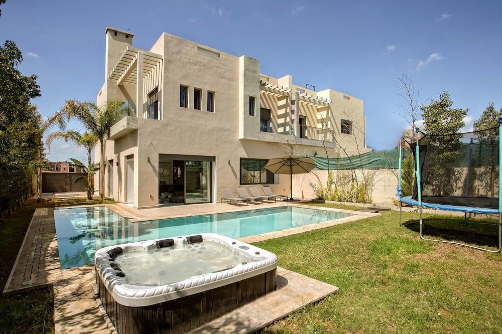 Villa de Luxe River Palm
