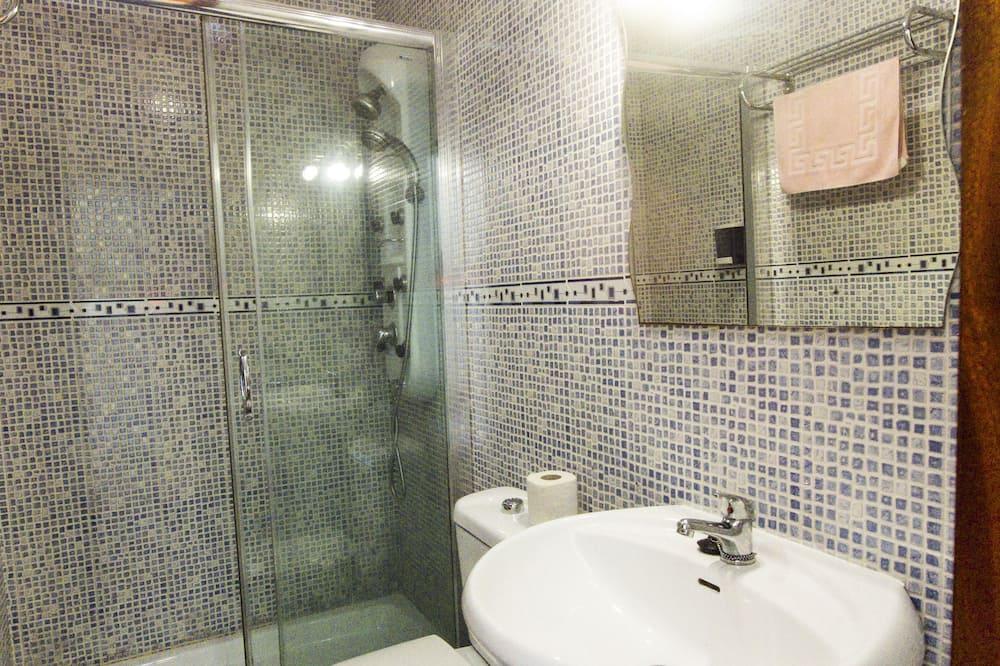 Phòng tập thể, Phòng tập thể nam và nữ (1 bed in 8 Bed Dorm) - Phòng tắm