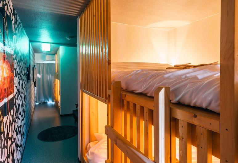 大阪京橋粹之家酒店, 大阪, 公寓, 2 間臥室, 客房