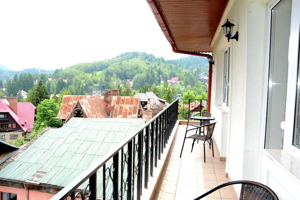 חדר זוגי, נוף להר - מרפסת/פטיו