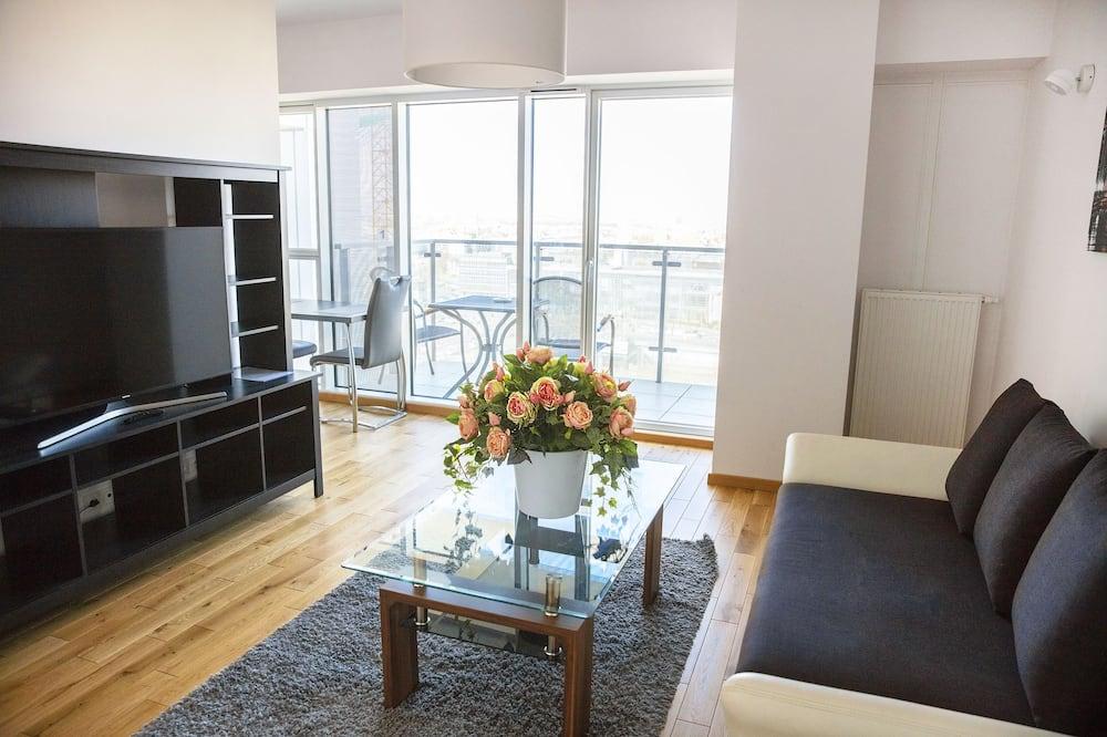 Apartament typu Superior, 1 sypialnia - Powierzchnia mieszkalna