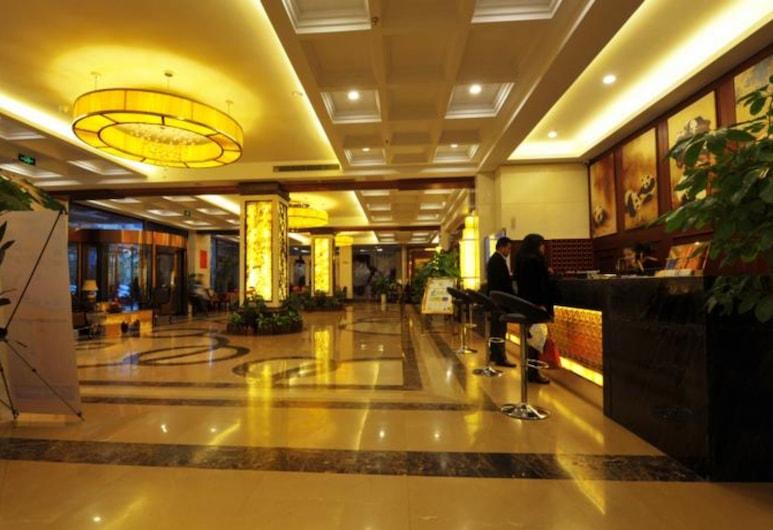 Panda Prince Hotel Suining Branch, Suining, Lobby