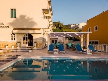 Picture of San Georgio Hotel in Corfu