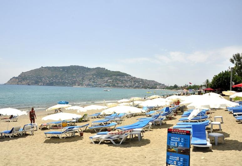 Magi App Hotel, Alanya, Plaj