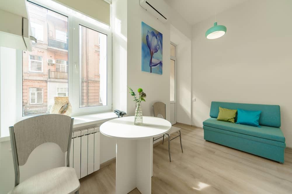 דירה, ללא עישון, מרפסת - אזור מגורים