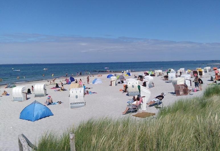 بد آند بريكفاست هايليغنهافن, هيليجنينهافن, الشاطئ