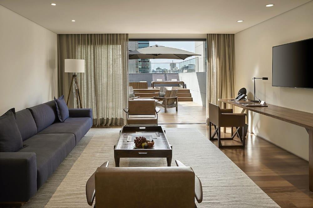 Sviit (Penthouse) - Lõõgastumisala