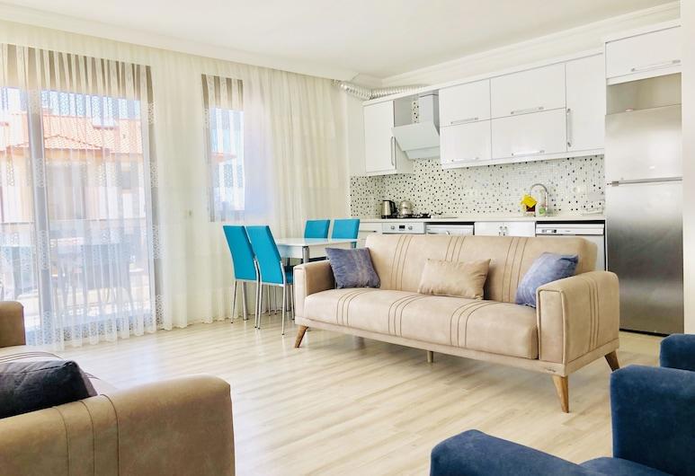 Net Apart Luxury New, Kas, Luxury Apartment, Room