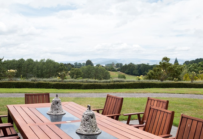 Doolan's Country Retreat - Adults Only, Rotorua, Outdoor Dining