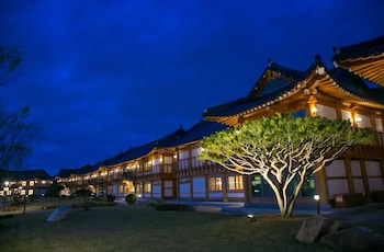 Foto Royal room of King di Jeonju