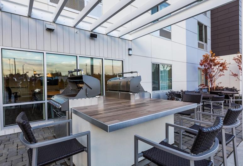 TownePlace Suites by Marriott Portland Beaverton, Beaverton, Prostor za roštilj/piknik