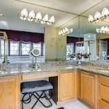 Luxury-Haus, 1King-Bett, Nichtraucher - Badezimmer