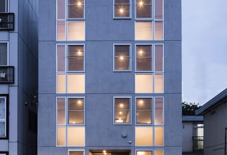 Theatel Haneda, Токио, Вид снаружи / фасад