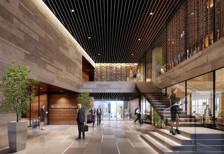 Daiwa Roynet Hotel Nishi Shinjuku, Tokyo, Interior Entrance