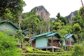 Foto Chillout Jungle Bungalows di Krabi