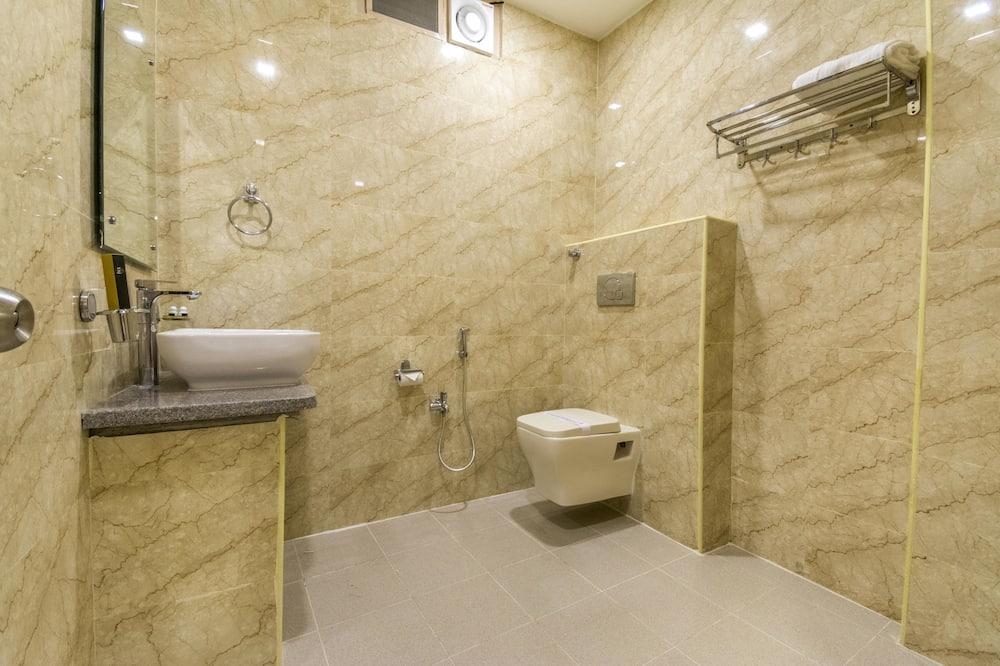 Phòng Deluxe, 1 giường đơn - Phòng tắm