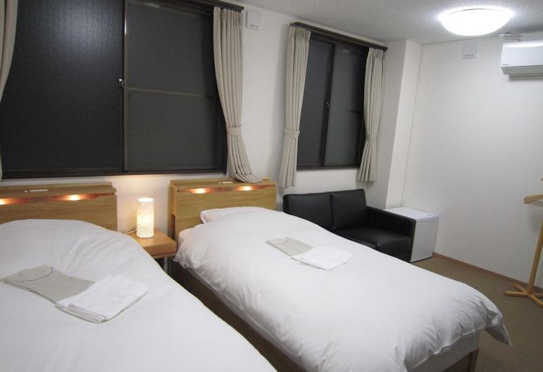CHOU KOU HOTEL, Nagoya, Habitación con 2 camas individuales, 2 camas individuales, Habitación