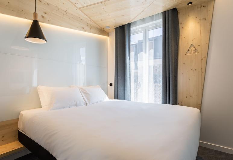 托爾比亞克奧林匹亞德比瓦克城市酒店, 巴黎, 經典雙人房, 客房