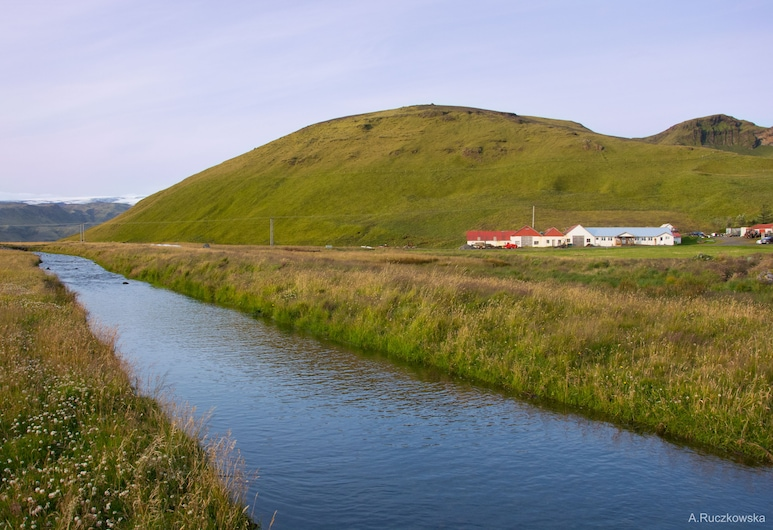 Hótel Búrfell, Vik I Myrdal, Property Grounds