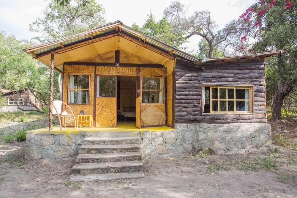 Standard Cabin (Woodland Lodge) - Teres/Laman Dalam