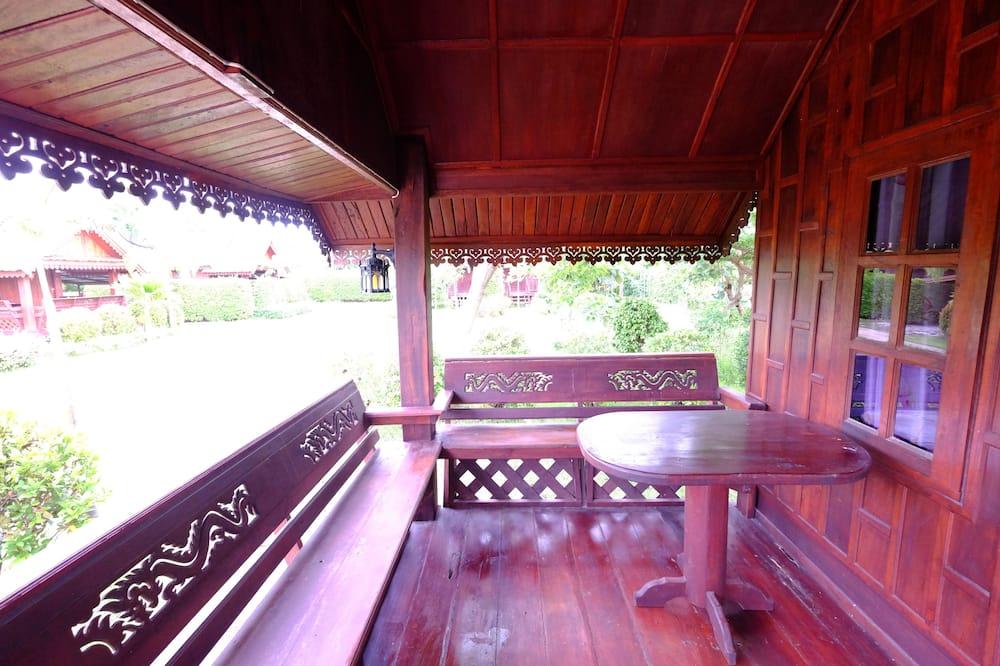 Baan Song Thai - Balcony