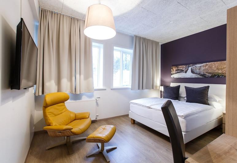 中央旅館, 阿克雷里, 高級雙人房, 私人浴室, 客房