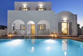 聖托里尼特拉蒙托私人別墅飯店的相片