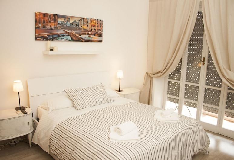 B&B Selter's Aurelia-Vaticano, Rome, Double Room, Balcony, Guest Room